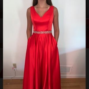 Dresses & Skirts - Red Juliet Gown